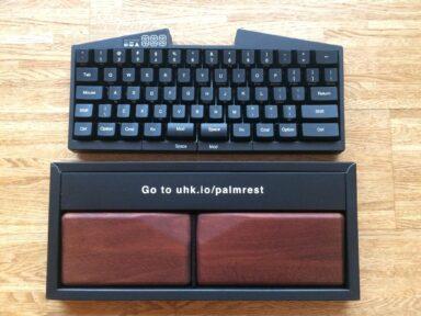 Ultimate Hacking Keyboard