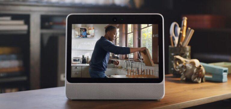 Portal ist für Videotelefonie ausgelegt. Über das eigene Messenger-System. (Foto: Facebook)