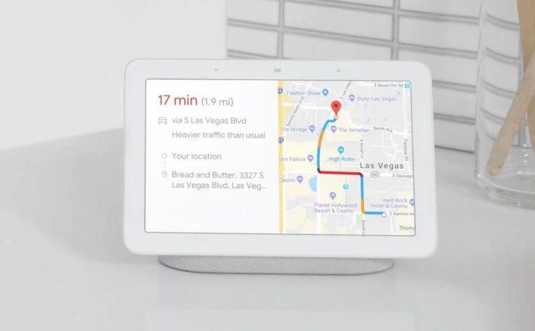 Der Google Home Hub bietet einen sehr guten Smart-Home-Support dank Google Assistant. (Foto: Google)