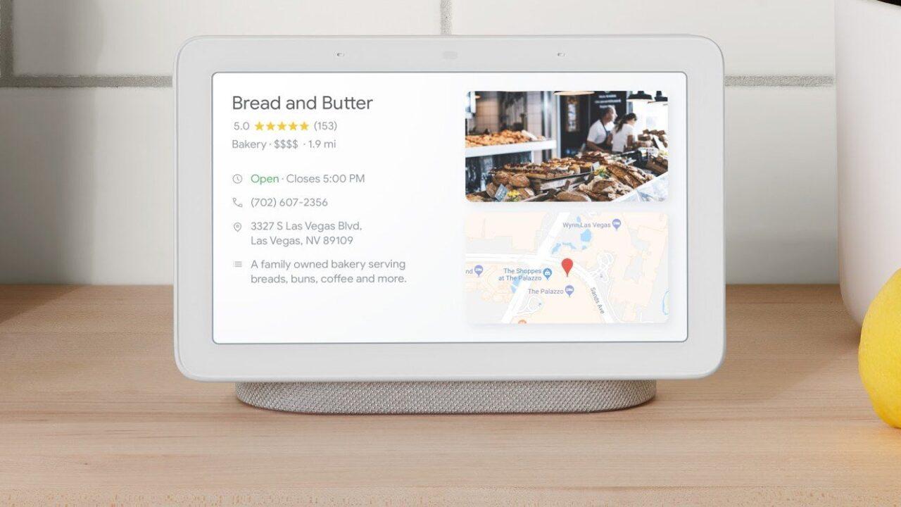 Sprachlautsprecher mit Bildschirm im Vergleich: Amazon, Facebook, Google