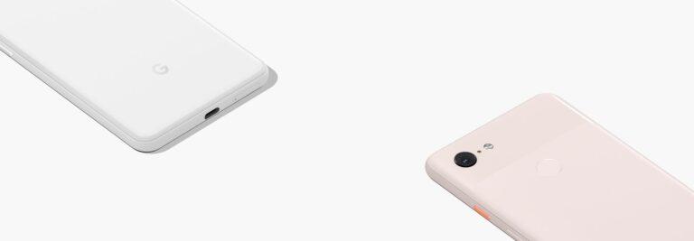 Keine Dual-Kamera auf der Rückseite des Pixel 3? Na und?! (Foto: Google)