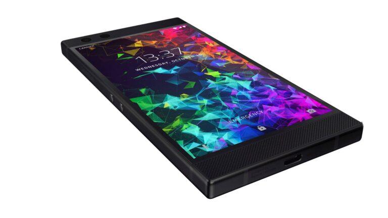 Das Razer Phone 2 könnte man als Vita-Alternative bezeichnen. (Foto: Razer)