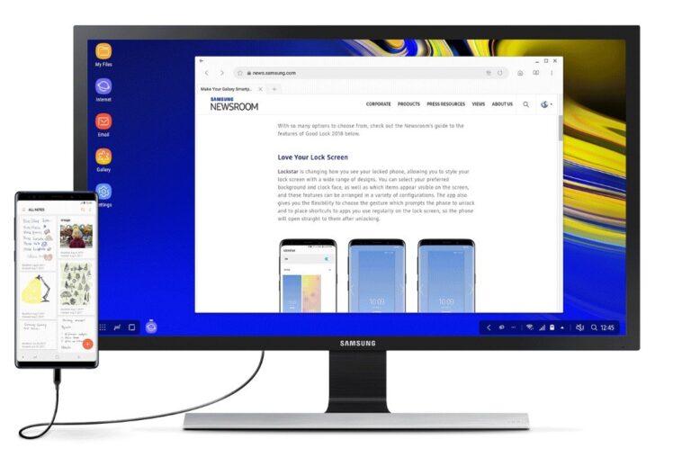 Für ein paar Office-Anwendungen wohl völlig ausreichend. (Foto: Samsung)