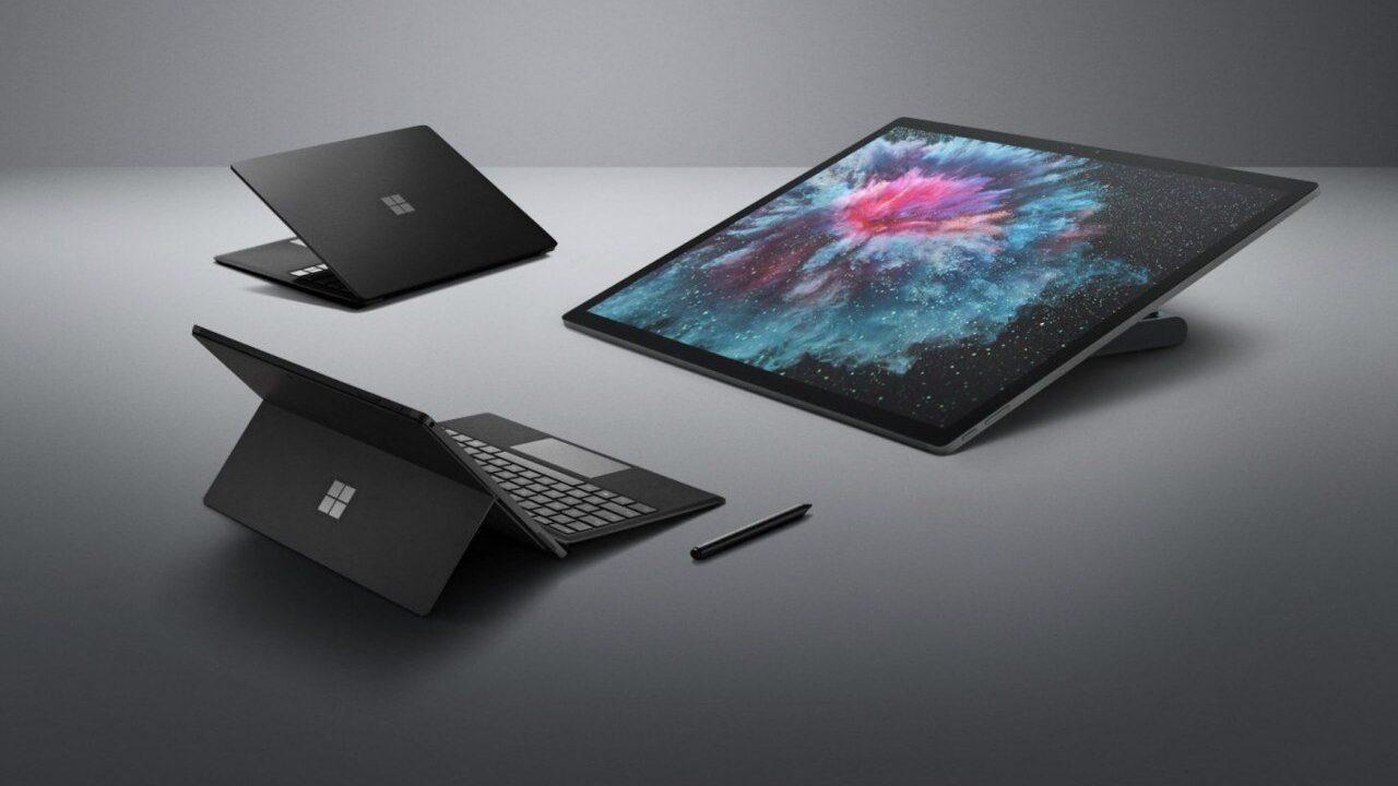Microsoft: Neue Surface-PCs ohne große Überraschungen