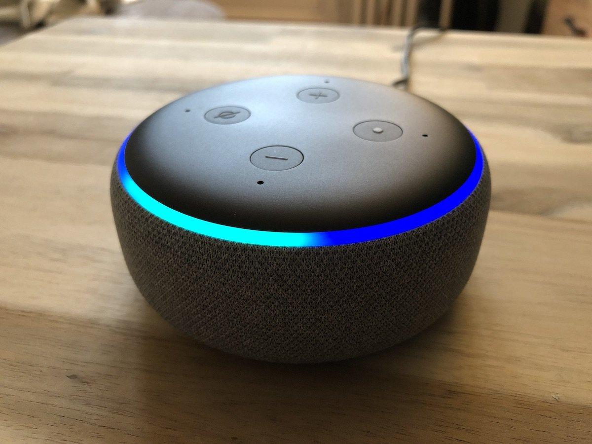 Echo Dot 3 Zurücksetzen