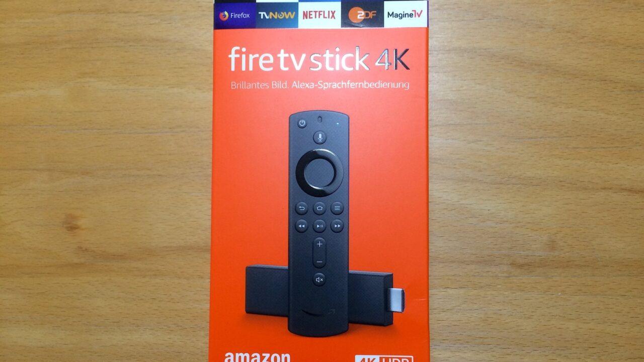 Amazon Fire TV Stick 4K ausprobiert: Gut und günstig
