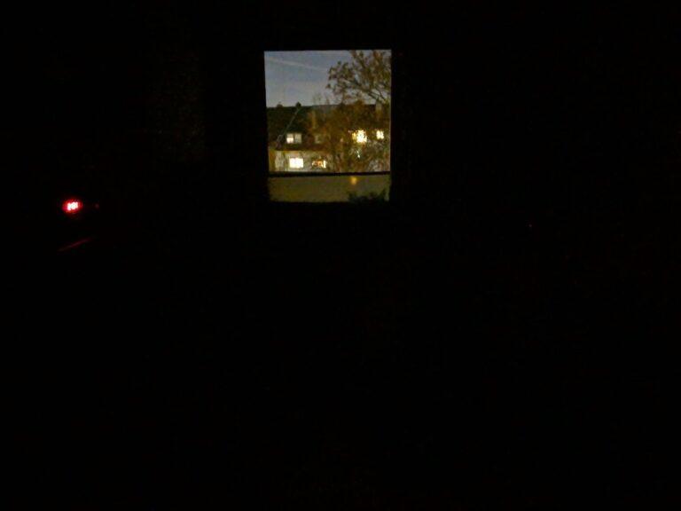 Küchenfoto bei Dunkelheit mit Google Nachtsicht auf dem Pixel 2