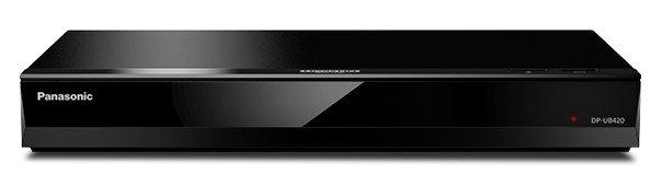 Ein UHD-Blu-ray-Player ist heutzutage eher ein Mediaplayer für alle Formate und Streams. (Foto: Panasonic)