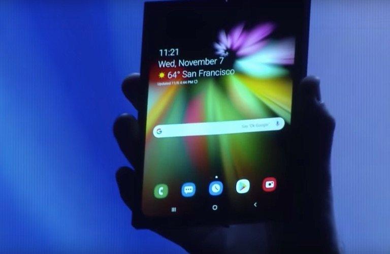 Samsung: Und ewig lockt das faltbare Smartphone