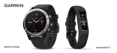 Garmin Produkttest Fenix5 und Vivosmart4
