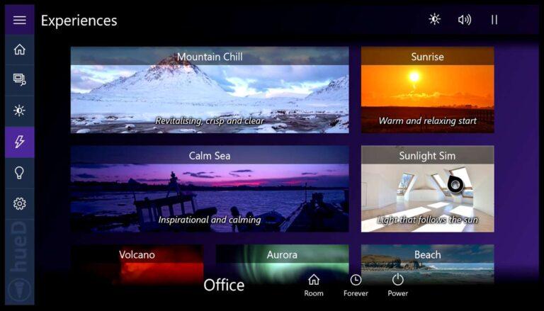 Hue für die Xbox One - HueDynamic ist eine der besten Xbox One Apps. (Foto: MD2 Solutions)