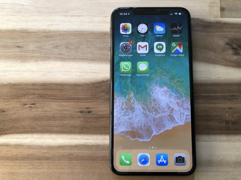 Groß, größer, iPhone Xs Max