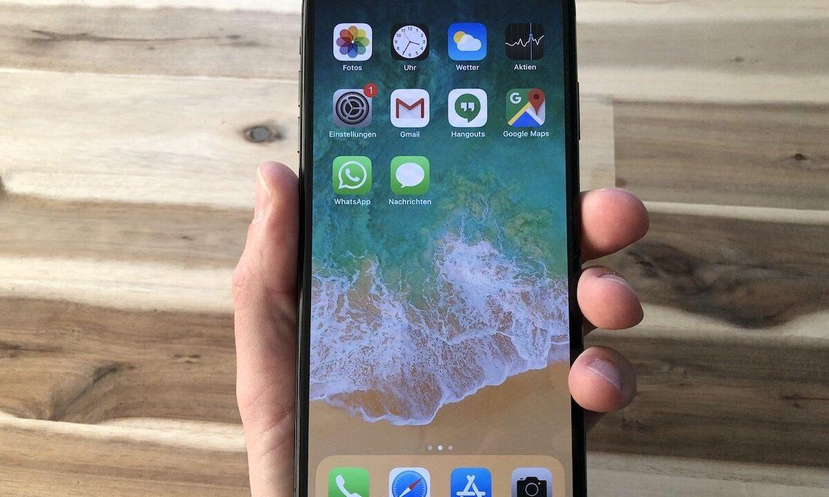Erfahrungsbericht: 3 Wochen mit dem iPhone Xs Max