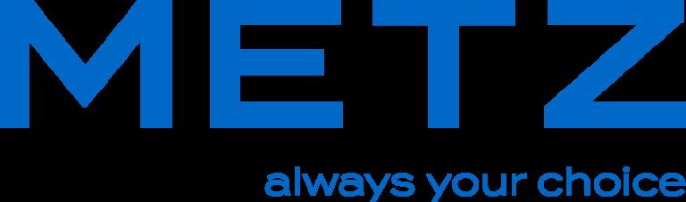 Neue Marke, neues Logo. (Foto: Metz Consumer Electronics GmbH)