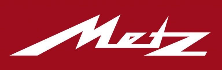 Hier noch das bekannte rote Logo des Herstellers Metz. (Foto: Metz Consumer Electronics GmbH)