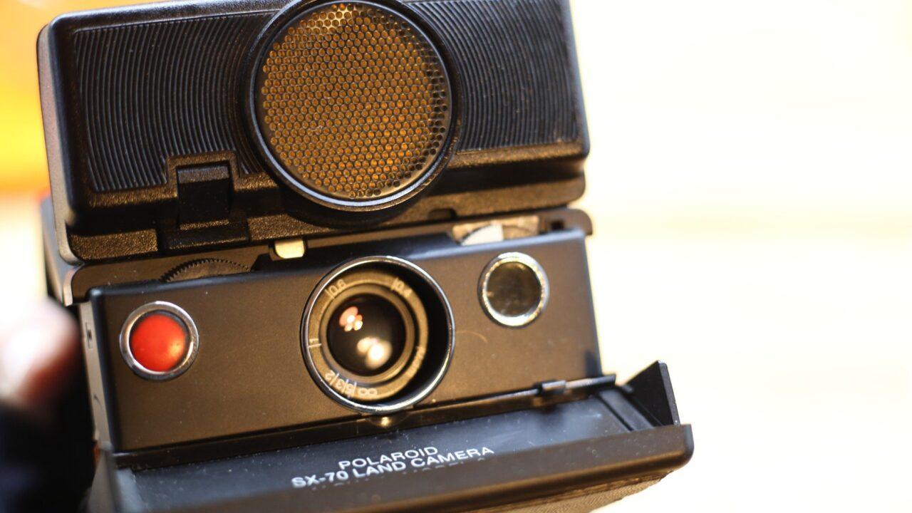 Fotografie als Erlebnis: Meine alte Polaroid SX-70 und ich