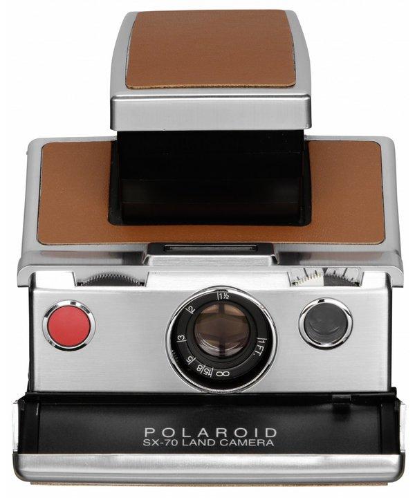 Die SX-70 gibt es auch als überarbeitete Variante. Dann aber ohne Sonar. (Foto: Polaroid)