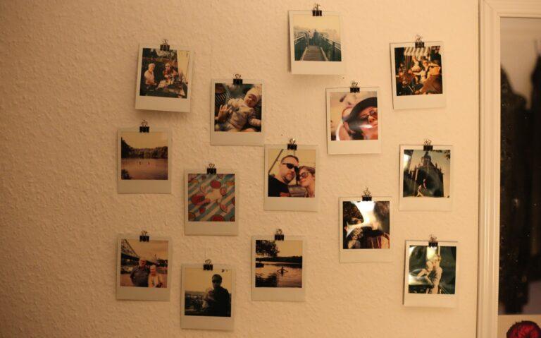 An der Wand ist noch viel Platz... (Foto: Sven Wernicke)