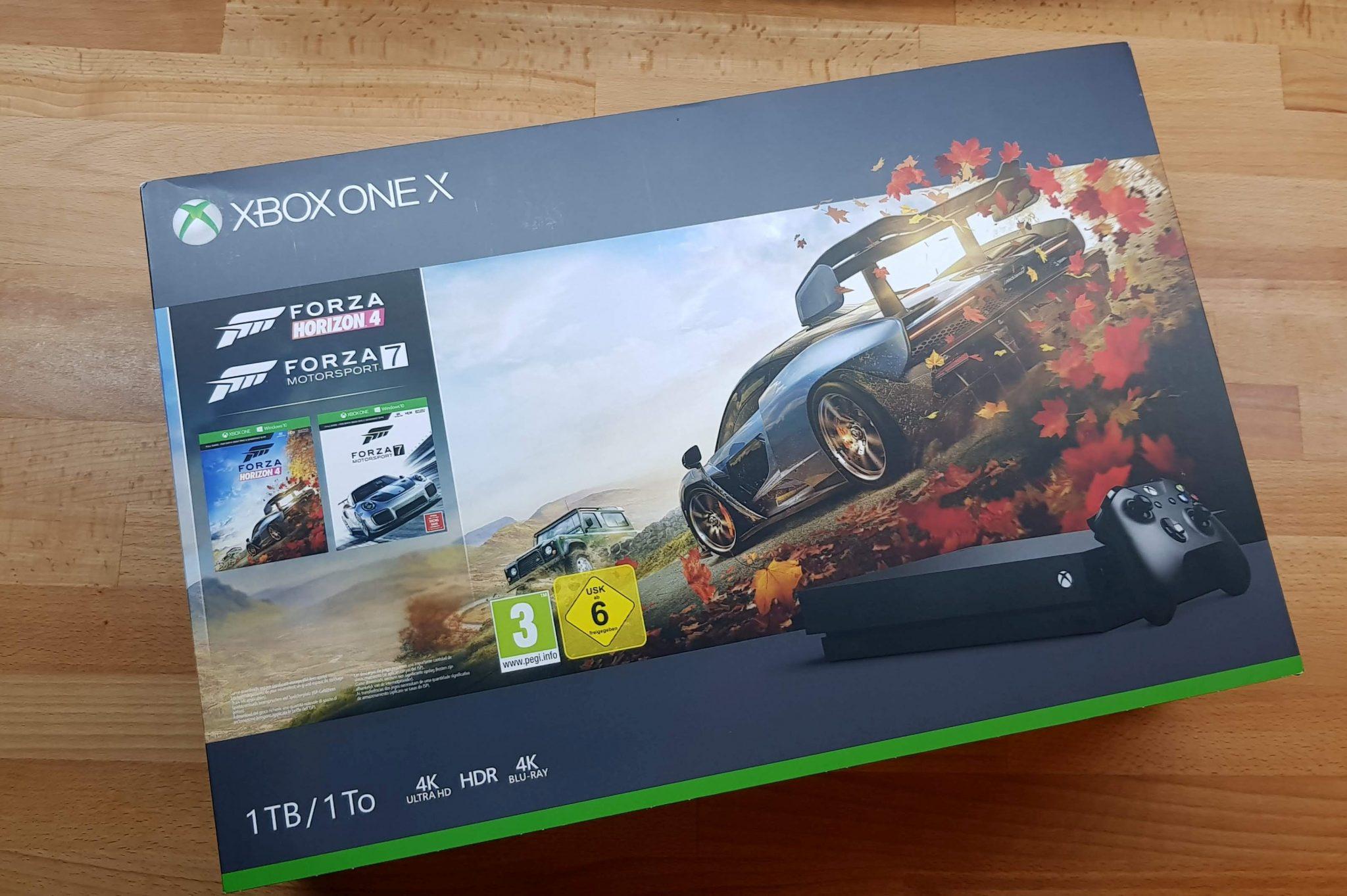 5 Gründe Wieso Sich Der Kauf Der Xbox One X Lohnt