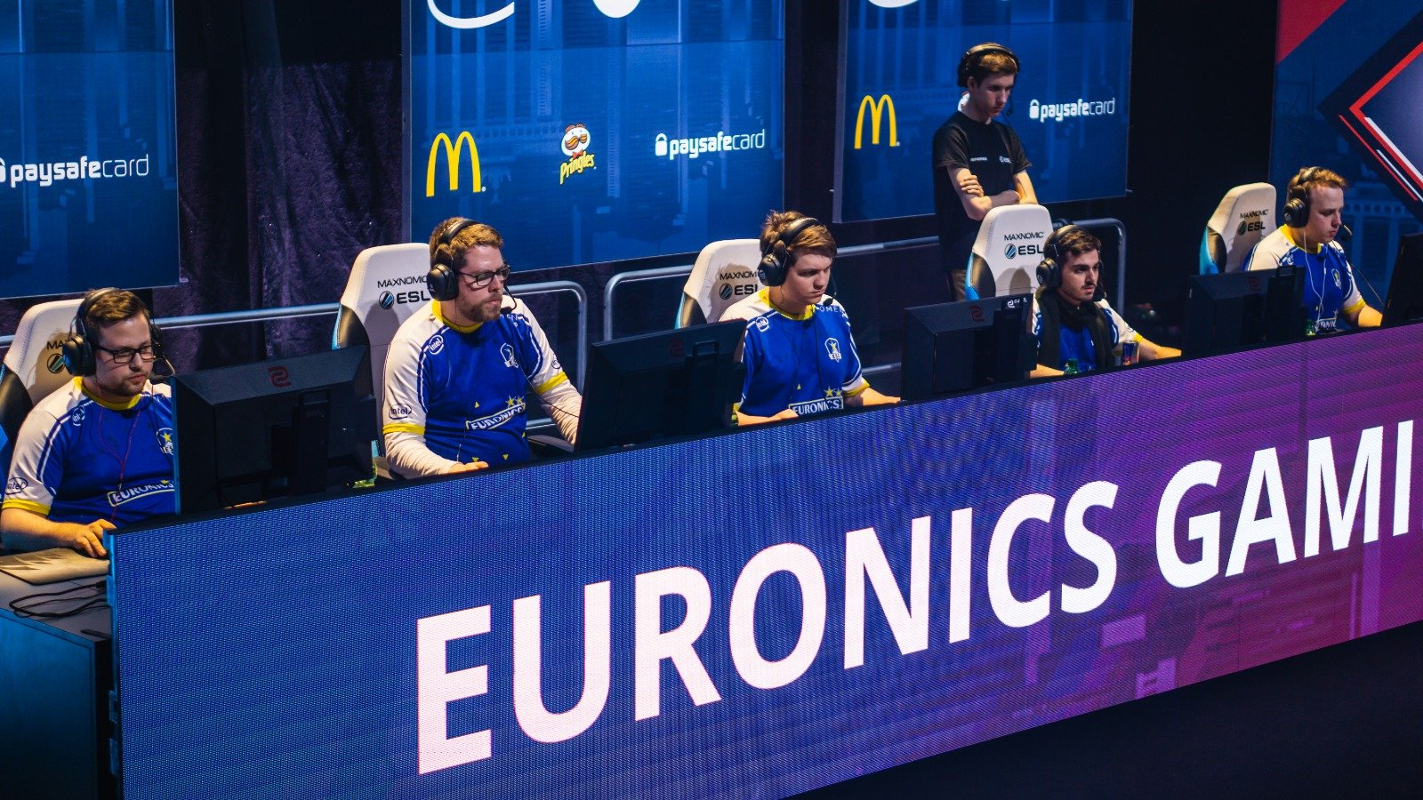 Euronics Gaming Esl