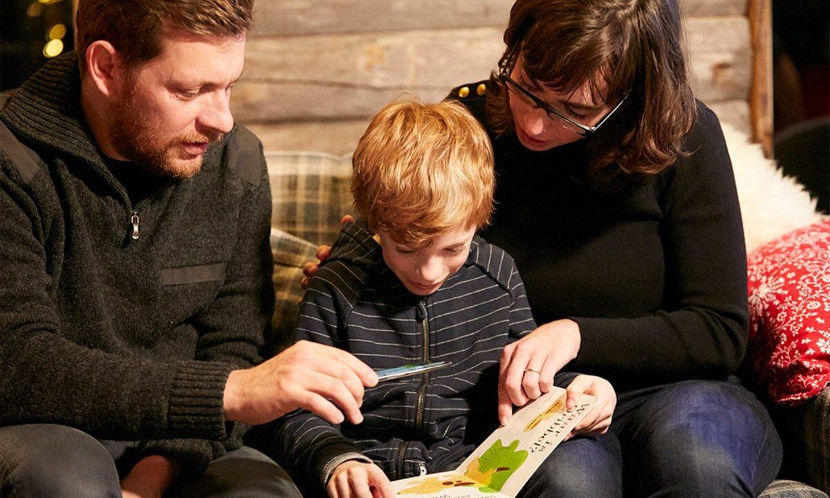 Storysign: Wie KI gehörlosen Kindern Geschichten erzählt