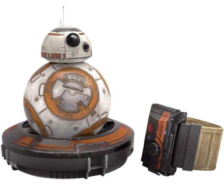 Der BB-8 mit Forceband. (Foto: Orbotix)