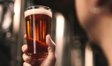 Ein Glas frisch gebrautes Bier (Biild: Unsplash/elevate)