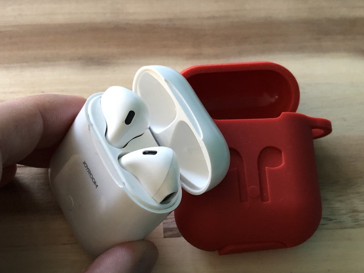 Das kurze glückliche Leben meiner Fake Apple AirPods