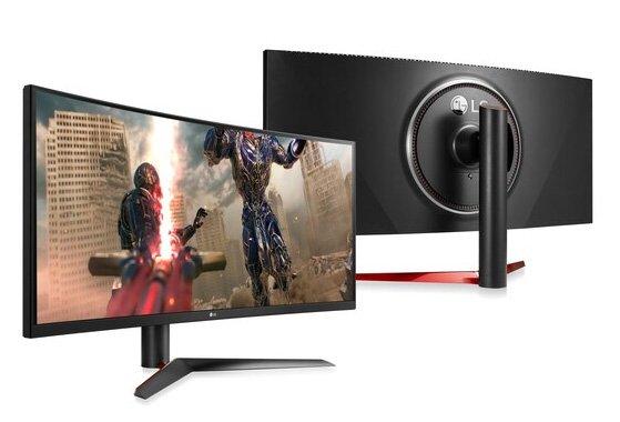 Der 38GL950G bietet neben einem Curved-Design auch alle wichtigen Merkmale für einen Monitor 2019. (Foto: LG)