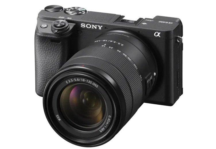 Soll wieder einmal den schnellsten Autofokus haben: Die Sony Alpha 6400