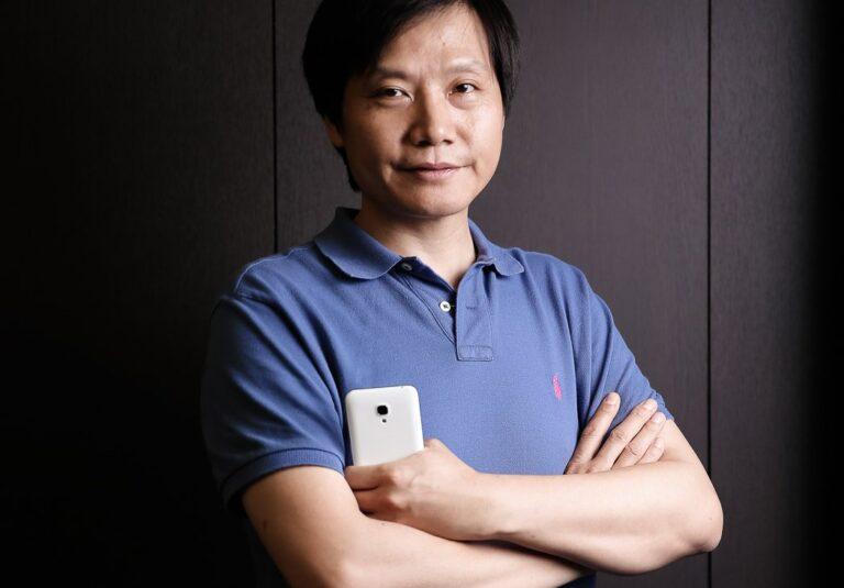 Xiaomi-Gründer Lei Yun
