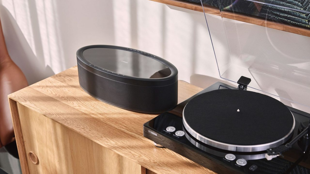 Yamaha MusicCast Vinyl 500: Der Plattenspieler der Zukunft