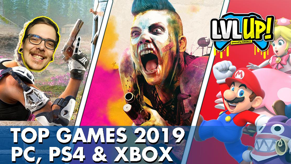 Spiele-Jahr 2019: Die besten Releases Teil 1