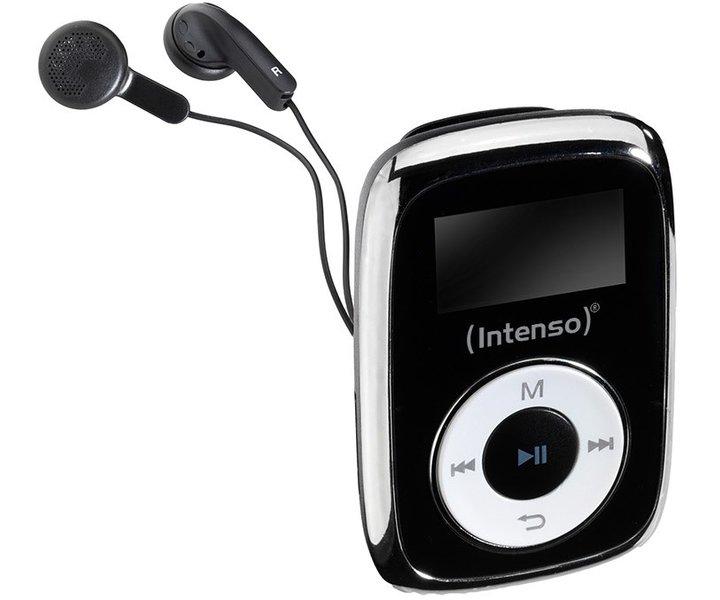 Altes Smartphone oder - wie hier im Bild zu sehen - ein MP3-Player statt ein Smartphone zum Hören von Musik. (Foto: Intenso)