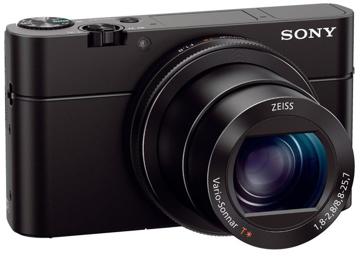 Die Sony DSC-RX 100 IV ist so teuer wie zwei Highend-Smartphones. (Foto: Sony)