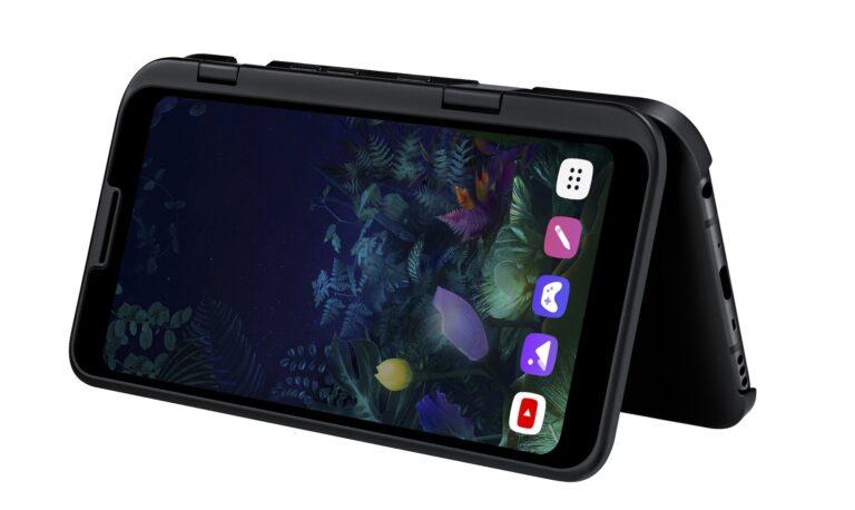 Zweitdisplay als Zubehör für das LG V50 ThinQ 5G