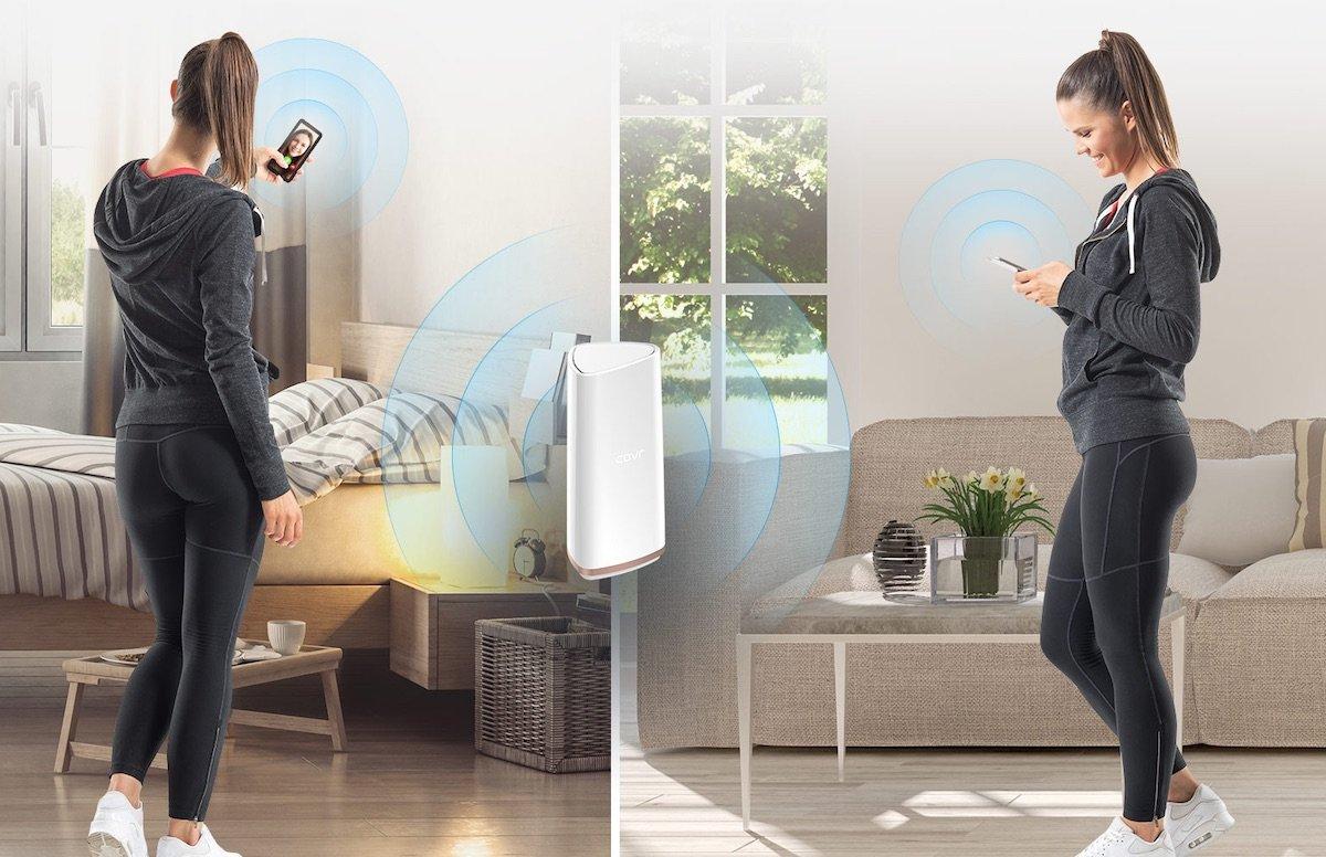 Mesh-WLAN einrichten: So bringt ihr WiFi in jeden Zipfel eurer Wohnung