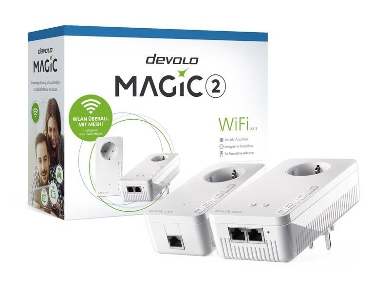 Devolo Magic 2 Wifi: Starterset