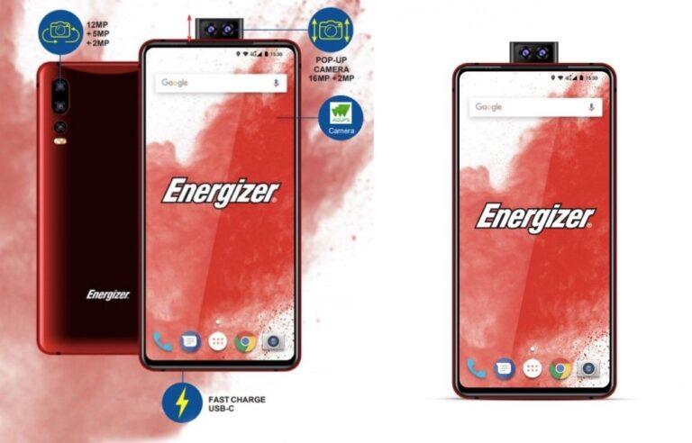 Energizer Ultimate U620S Pop