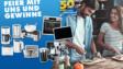 Euronics-Mottoparty Küche im Februar