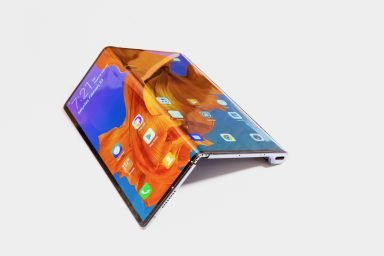 Faltbares Smartphone Huawei Mate X