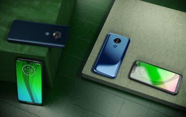 Motorola Moto G7 Familie