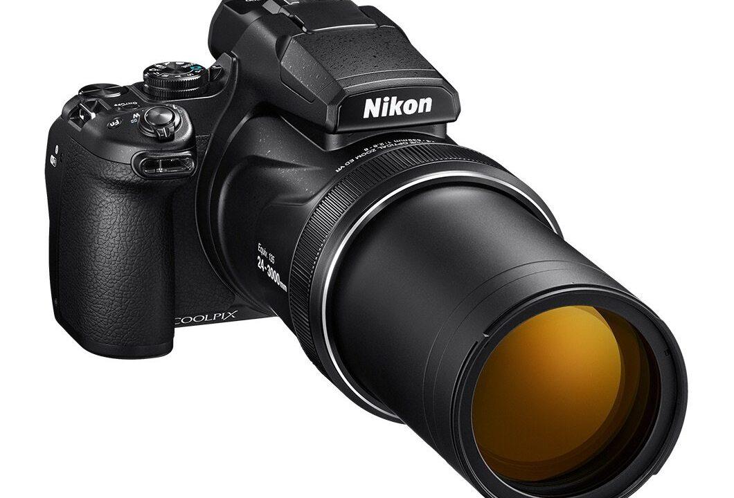 Nikon P1000: Die Weltrekordkamera mit 125-fach-Zoom im Vergleich