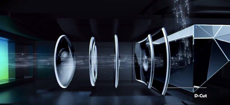 Oppos Schema eines 10-fach-Zooms in Smartphone-Kameras