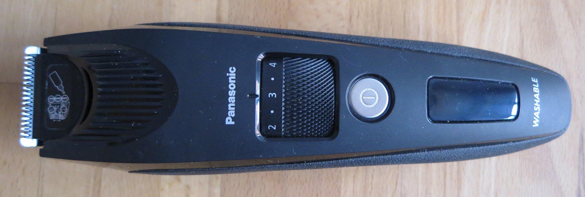Panasonic ER-SB40: Ein Bartschneider muss bei mir vor allem zuverlässig sein (Bild: Peter Giesecke)