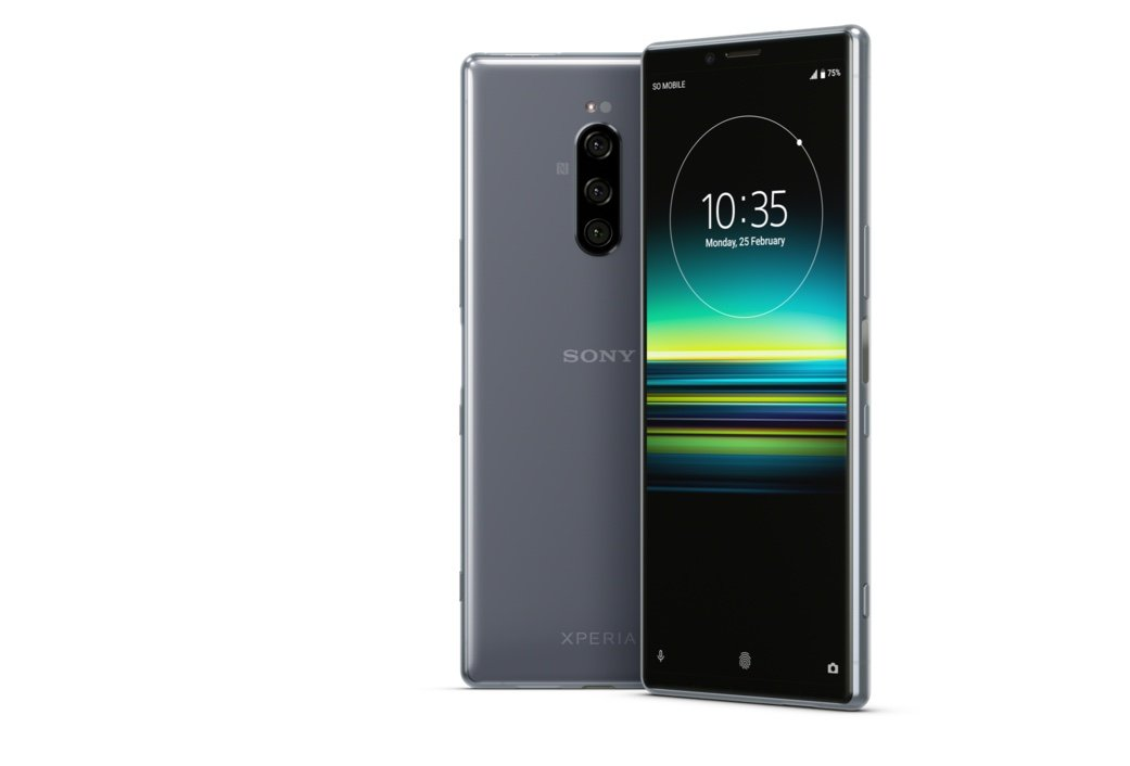 Sony: Lang, länger, Xperia 1