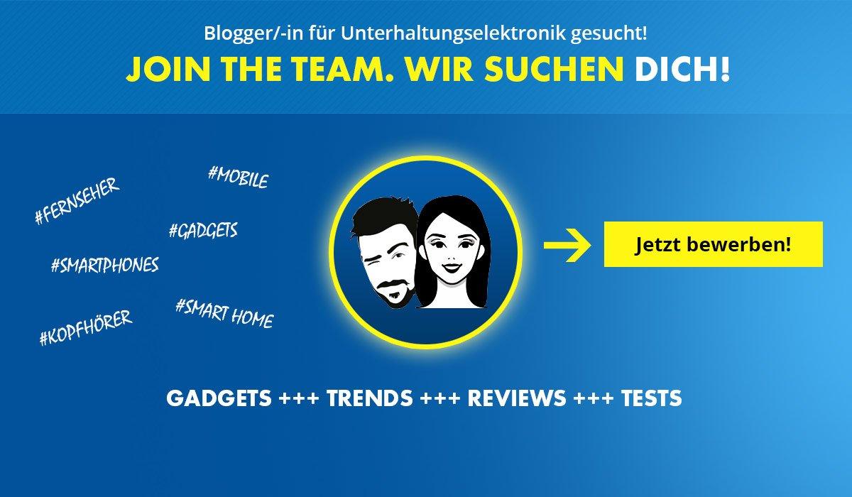 Trendblogger/in (m/w/d) gesucht: Werde Teil unseres Teams!
