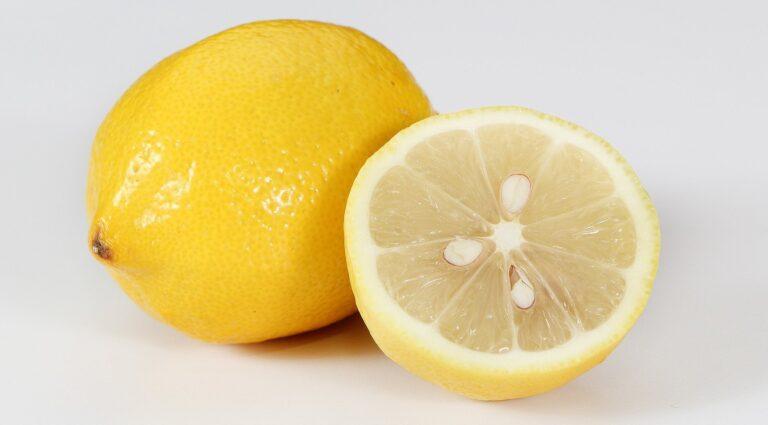 Zitronensäure ist im Haushalt vielseitig einsetzbar. Sie reinigt auch Mikrowellen. (Bild: Pixabay/varintorn)