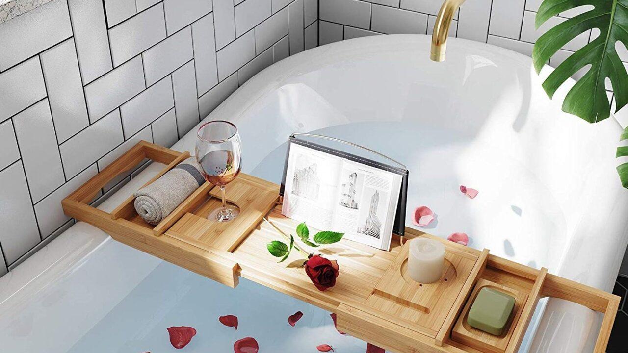 Fernsehen und Streaming in der Badewanne leicht gemacht