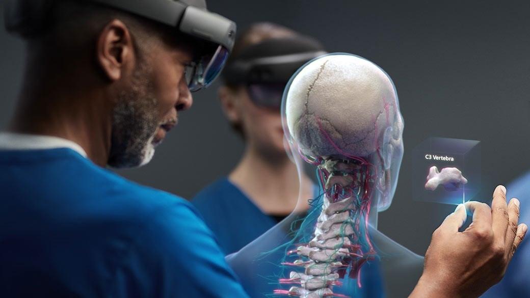 Hololens 2: Augmented Reality noch lange nicht für die Massen